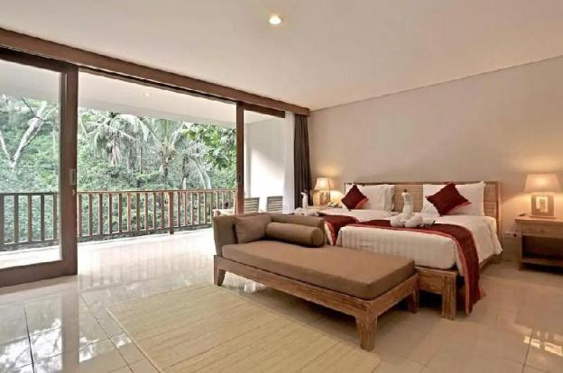 #177 Best Room With Best View In Ubud Center
