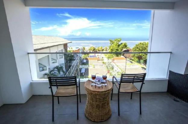 #104 Suite Room Beach Front at Nusa Dua (SB)