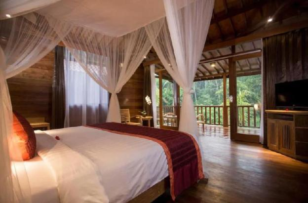 #146  Stunning Room Garden View in Ubud