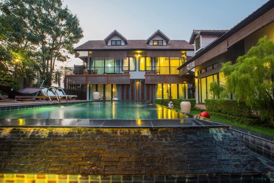 BB Pool Villas บีบีพลูวิลล่า