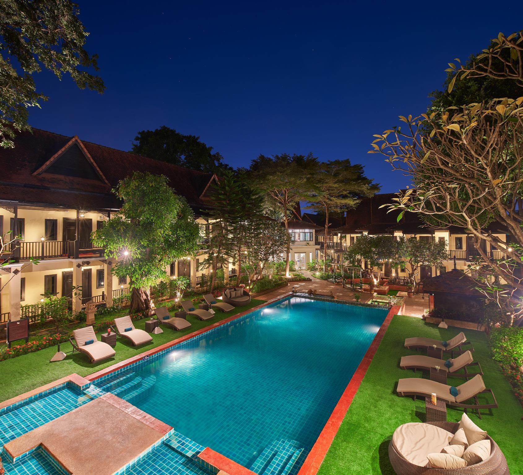 Floral Hotel Ayatana Chiang Mai