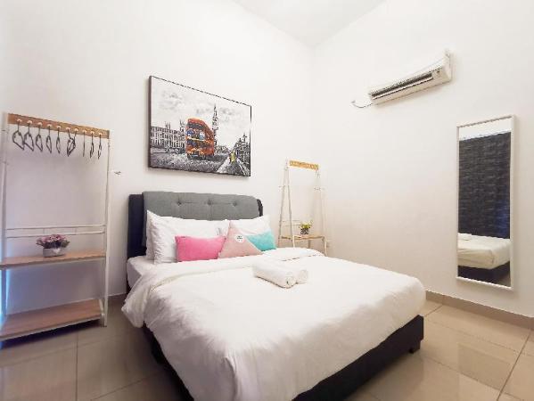 Austin Manhattan (5pax) WIFI #6 @ UHA Home Johor Bahru