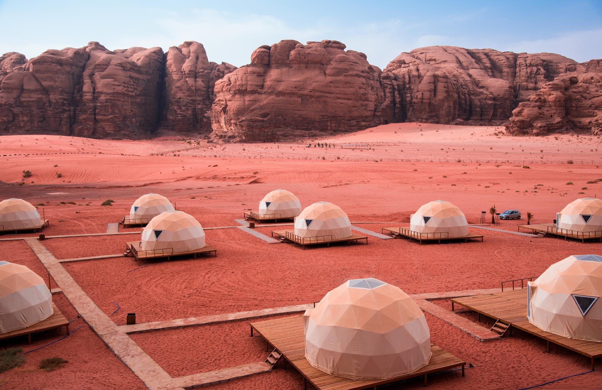 Desert Planet Camp