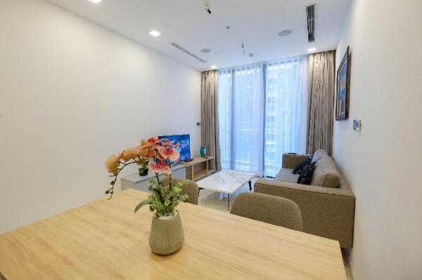 Sunrise Golden River - 1 Deluxe Bedroom Apartment Ho Chi Minh City