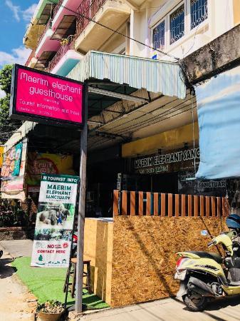 Maerim Elephant Guesthouse Chiang Mai
