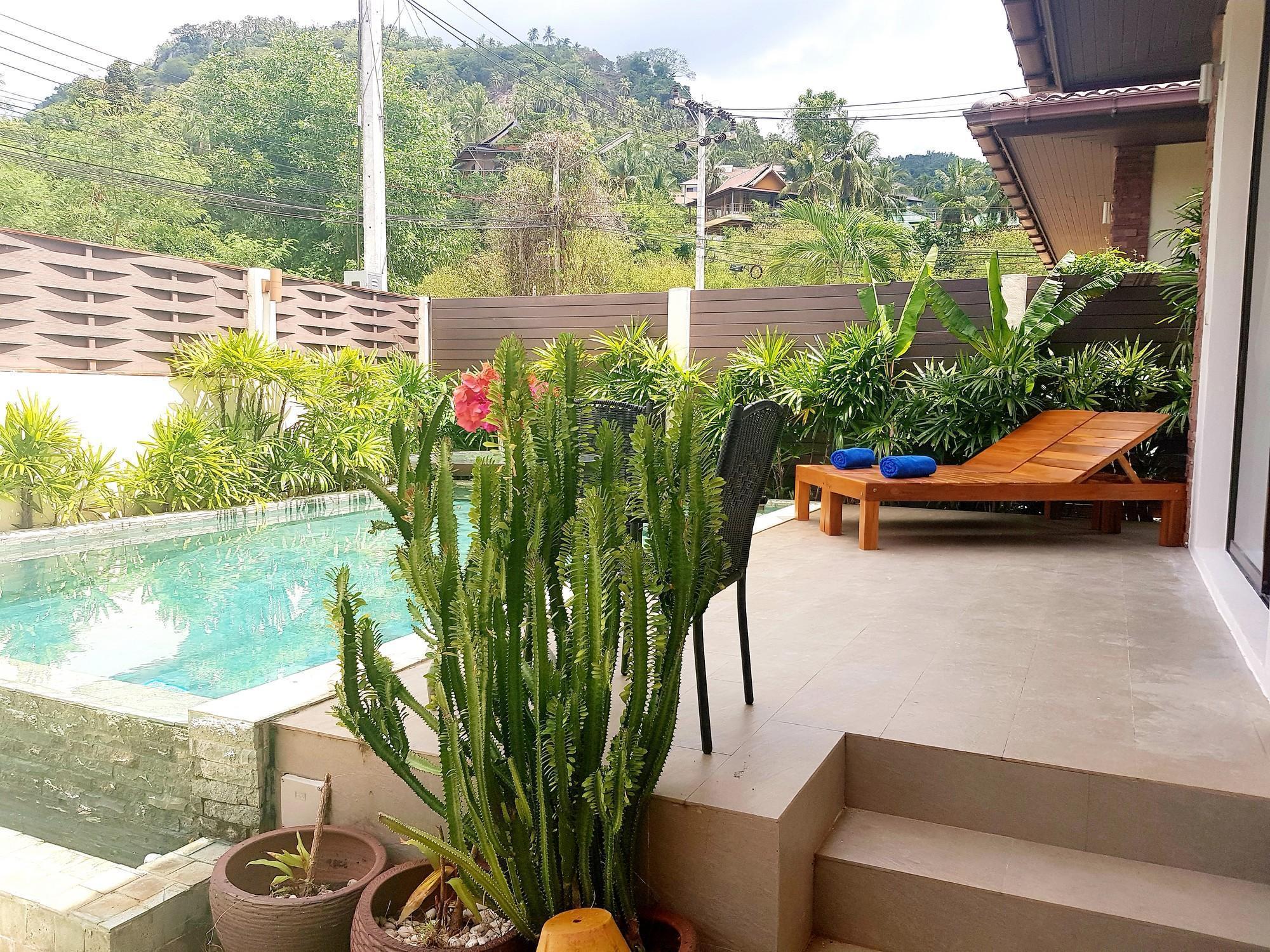 Villa BAVARIA 2 with private pool in LAMAI Villa BAVARIA 2 with private pool in LAMAI