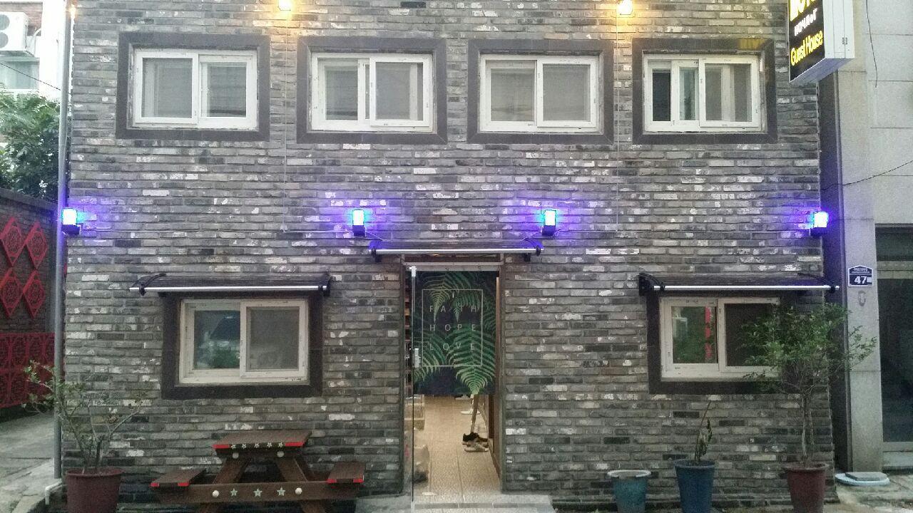 Inn Busan Motel AndGuestHouse