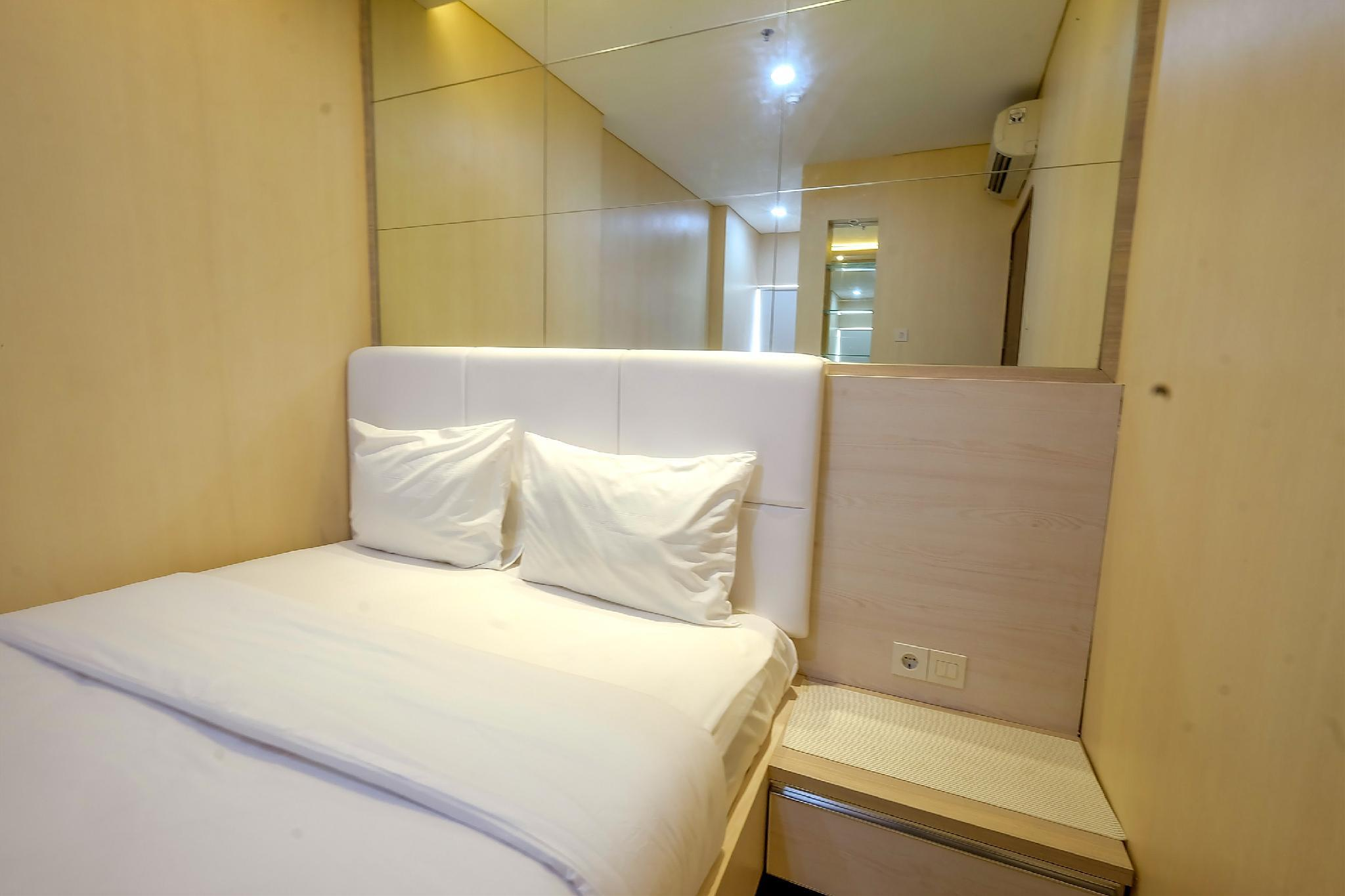 Modern Apartment 2 BR Northland Ancol By Travelio