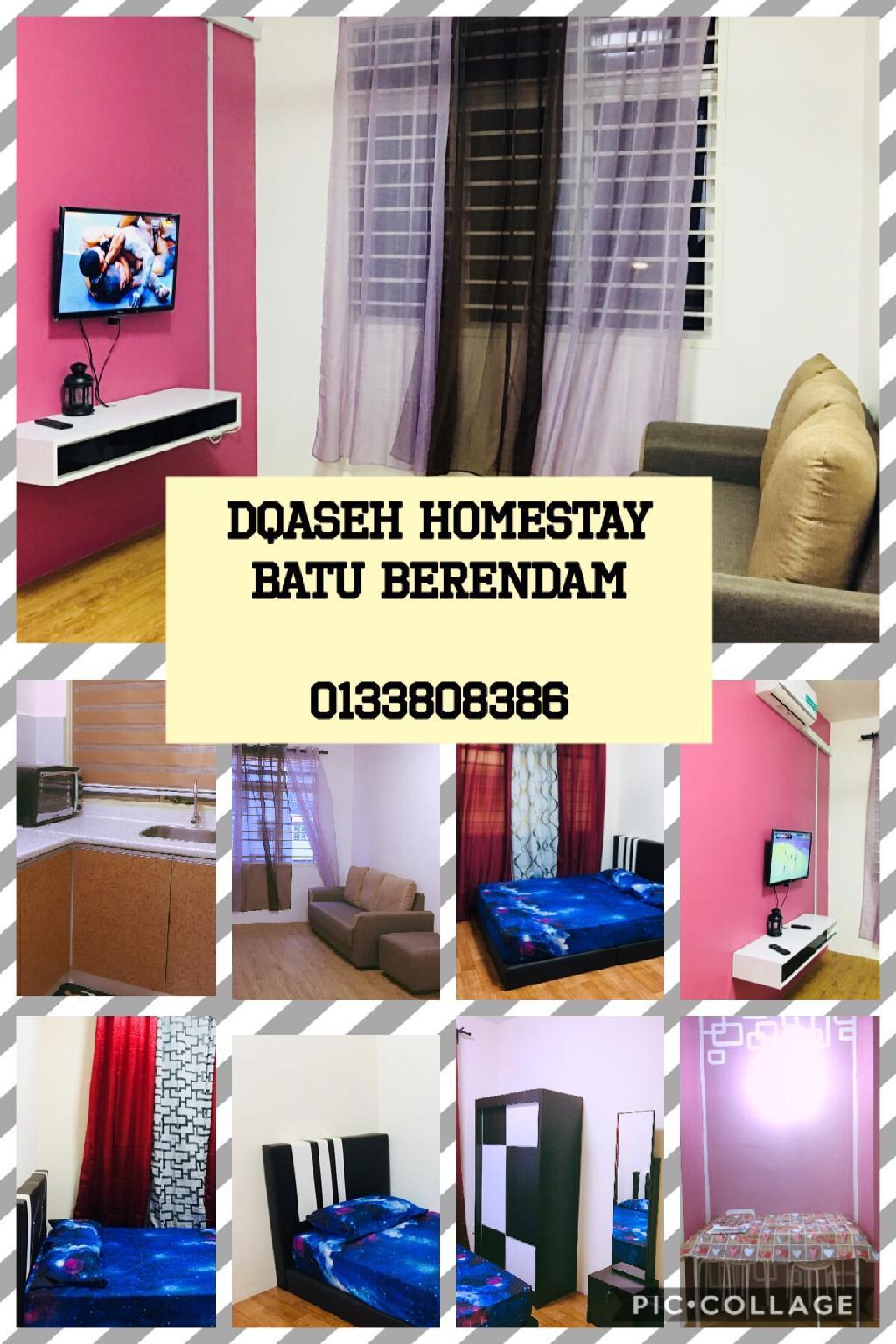 Malacca DQaseh Homestay