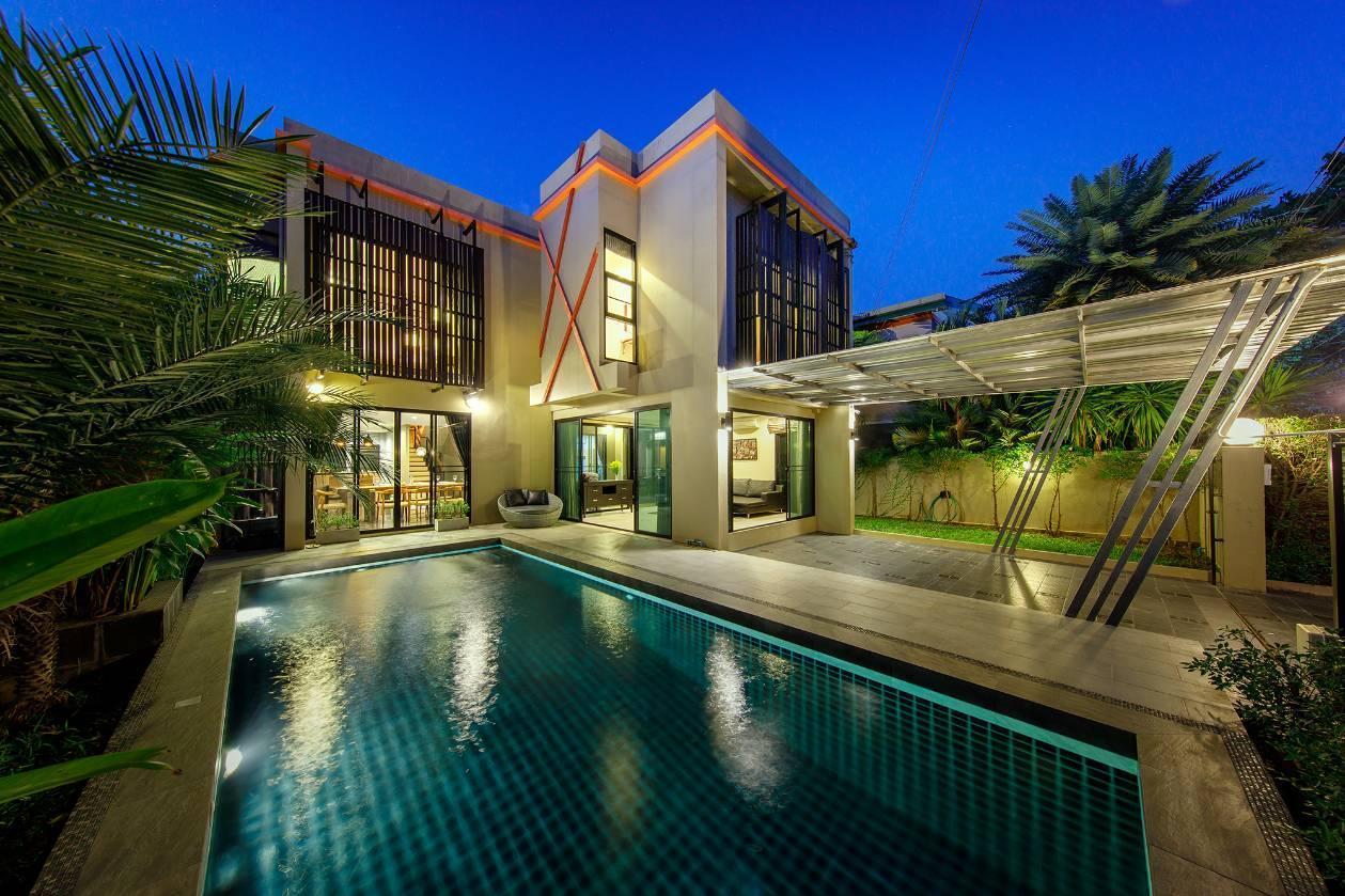 The Lux Escape Pool Villa   Free Breakfast