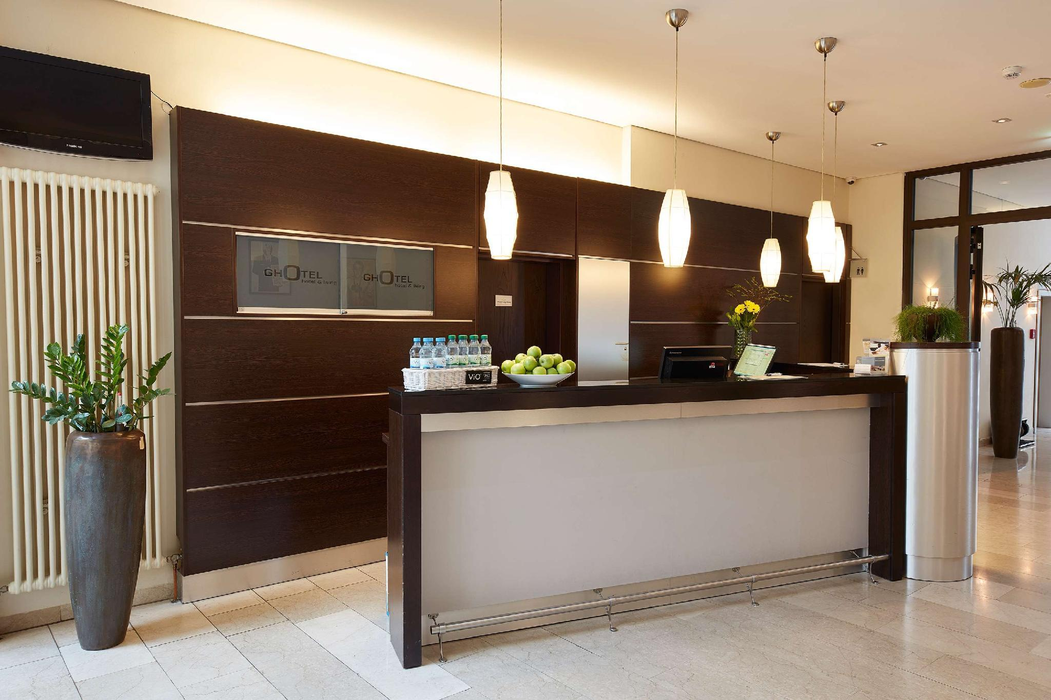 GHOTEL Hotel And Living M�nchen City