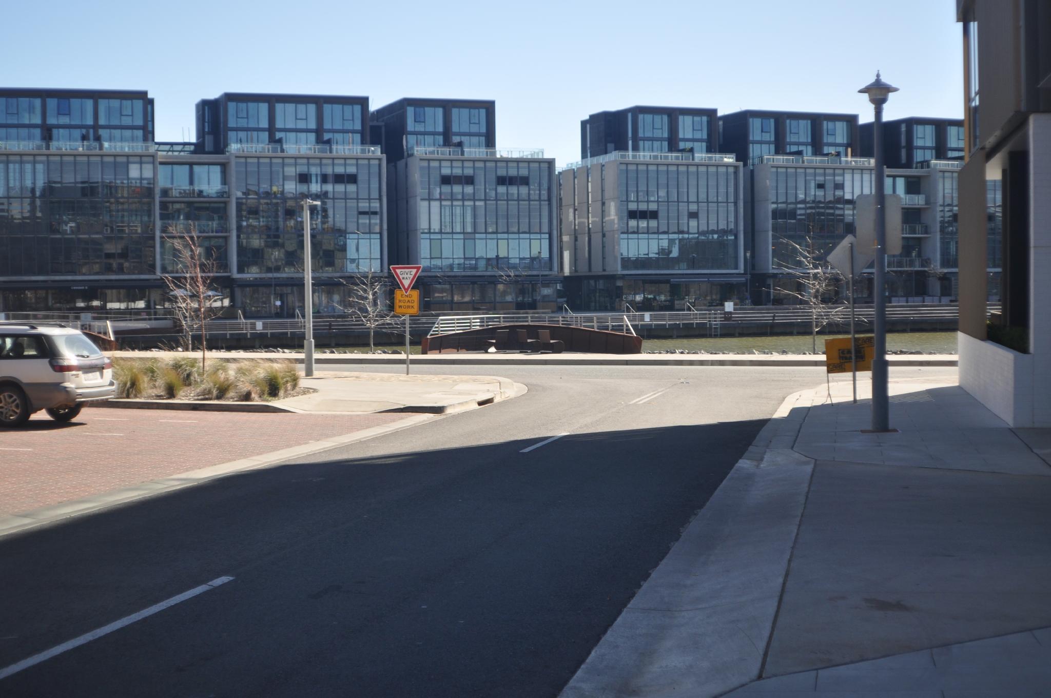 Accommodate Canberra   Azure