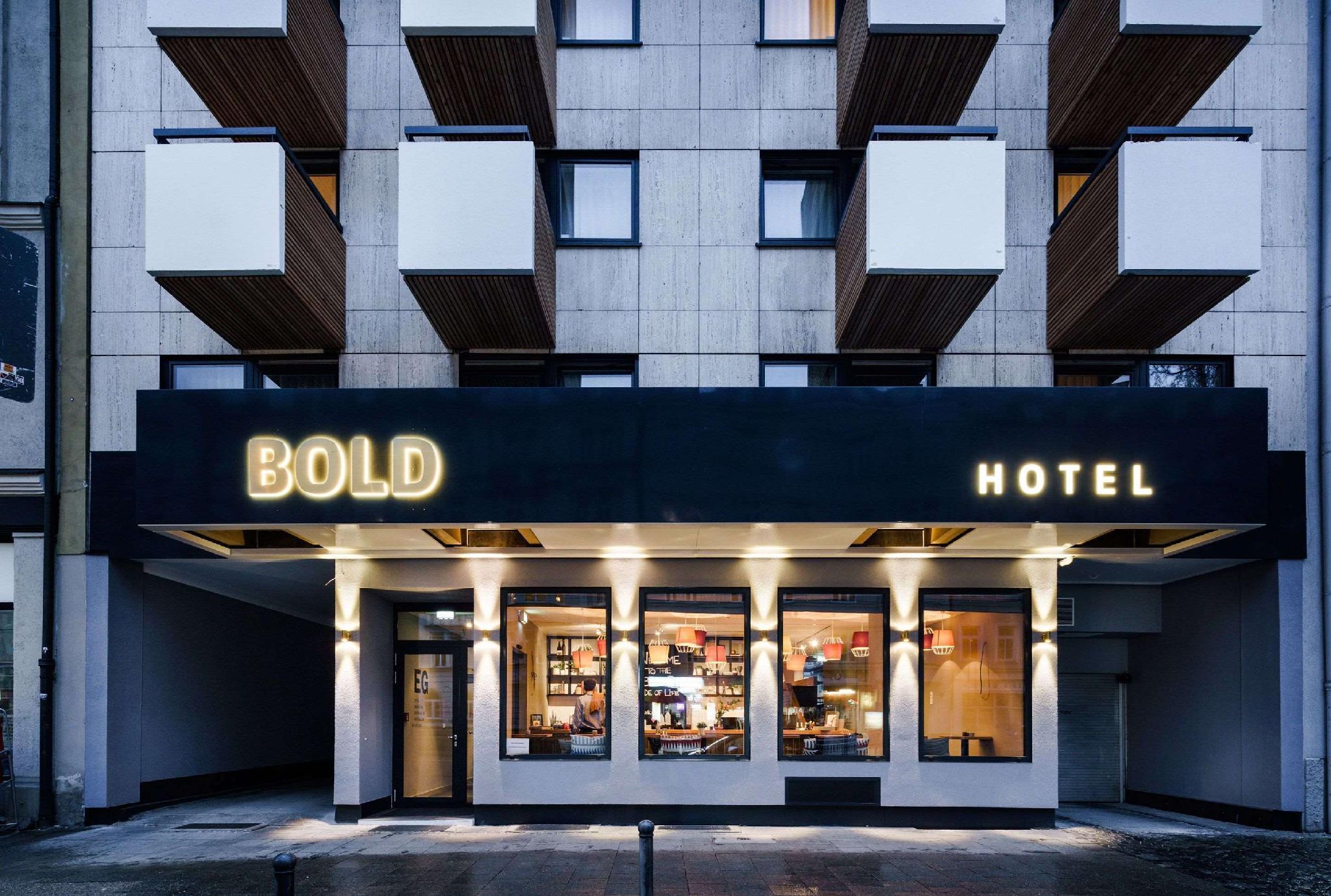 BOLD Hotel Mnchen Zentrum