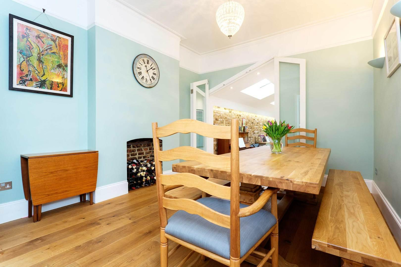 Review Hampstead Heath Family Home