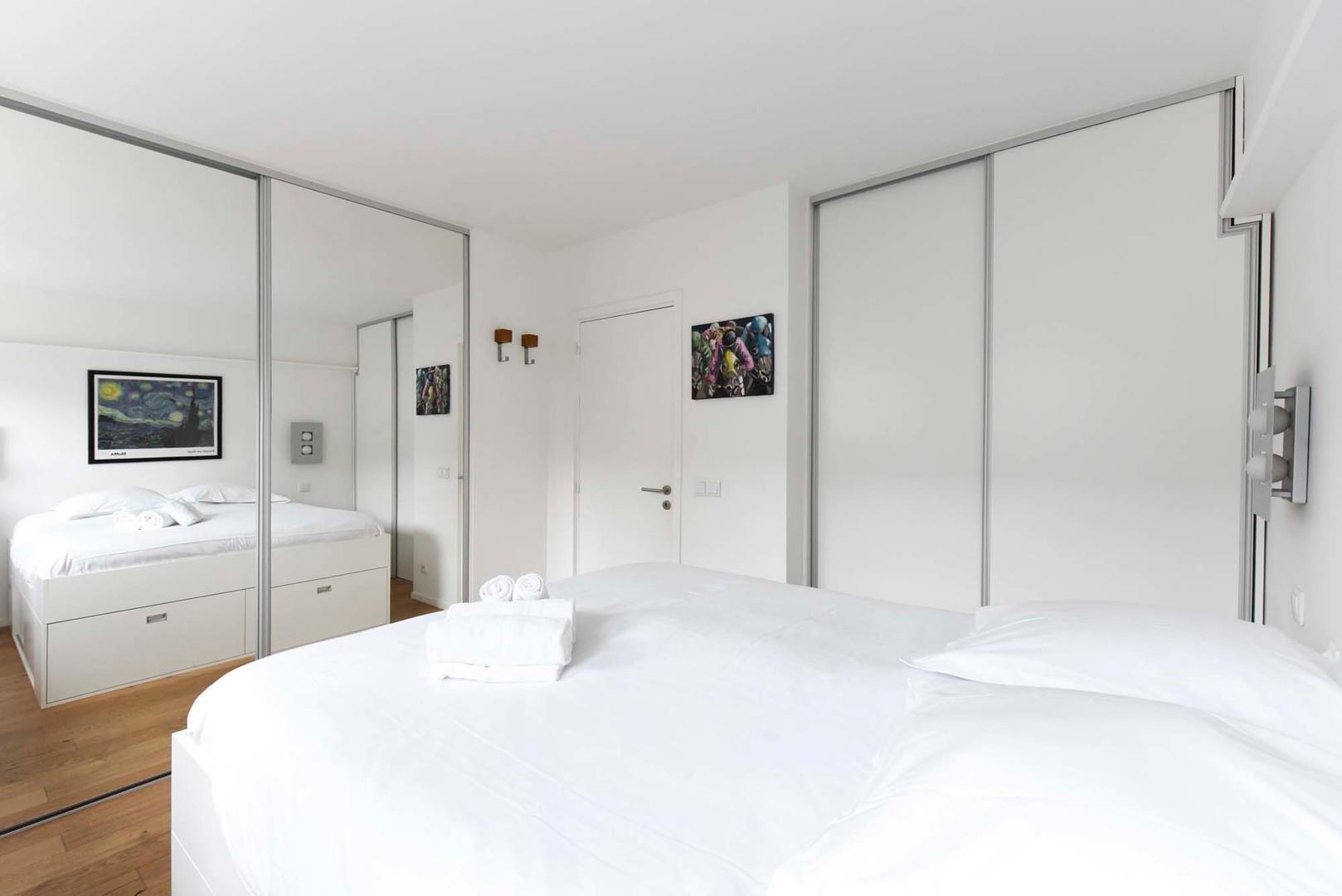 Family Apartment Near Montparnasse