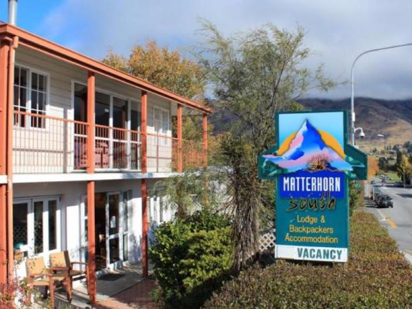 Matterhorn South Lodge and Backpackers Wanaka