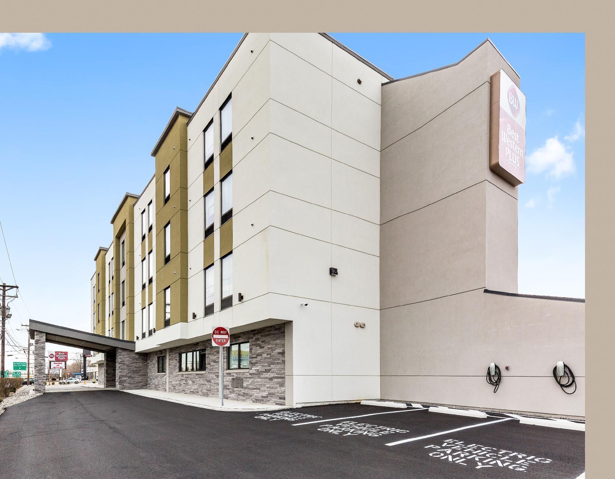 Best Western Plus Philadelphia Pennsauken Hotel