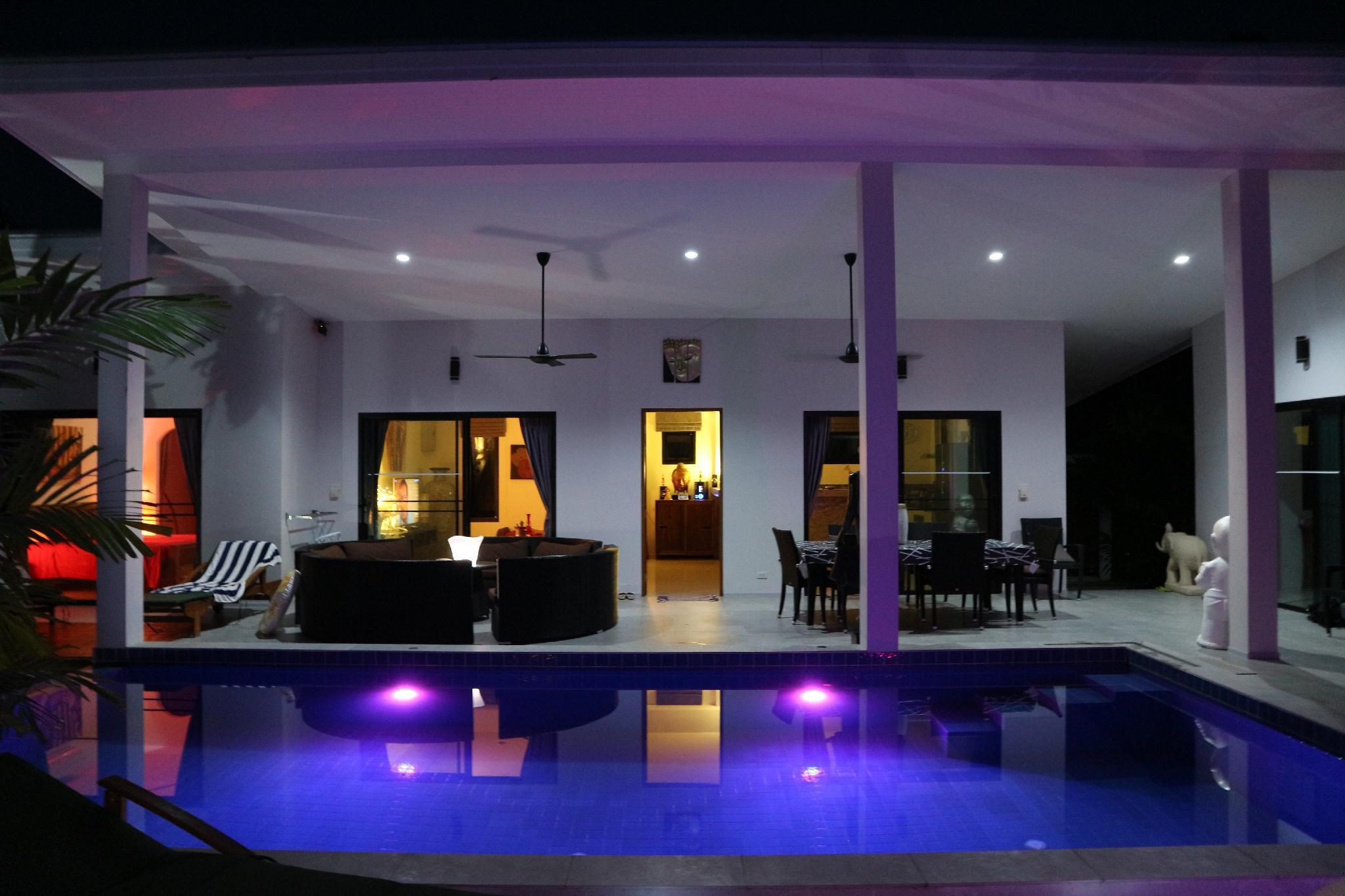 Villa Tanya Cozy 3bdr Pool Villa 15 Min To Lamai