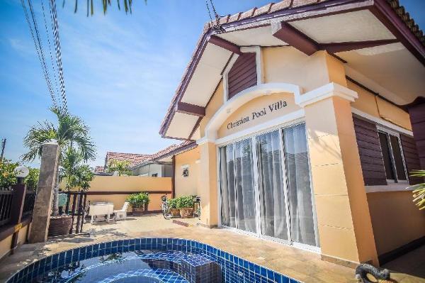 Bangsaray Christina Pool Villa Pattaya