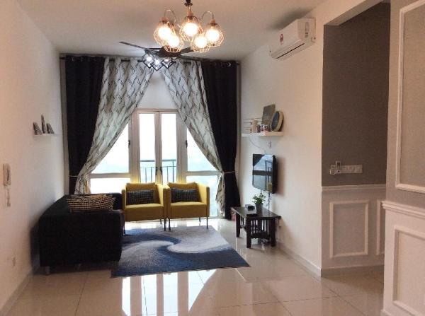 Homestay Apartment with WIFI @ UKM Kuala Lumpur