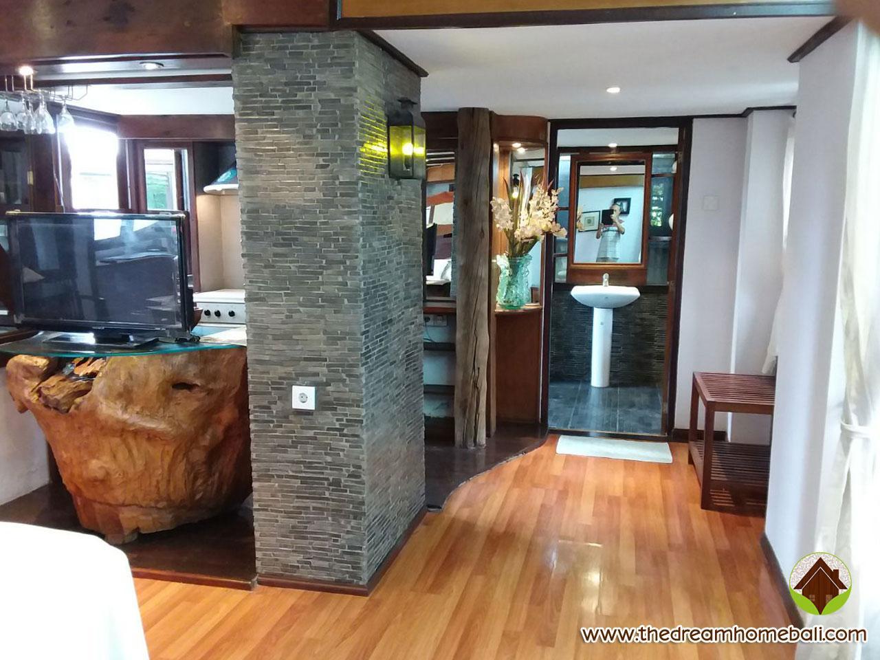 The Dream Home Wooden Classic Villa