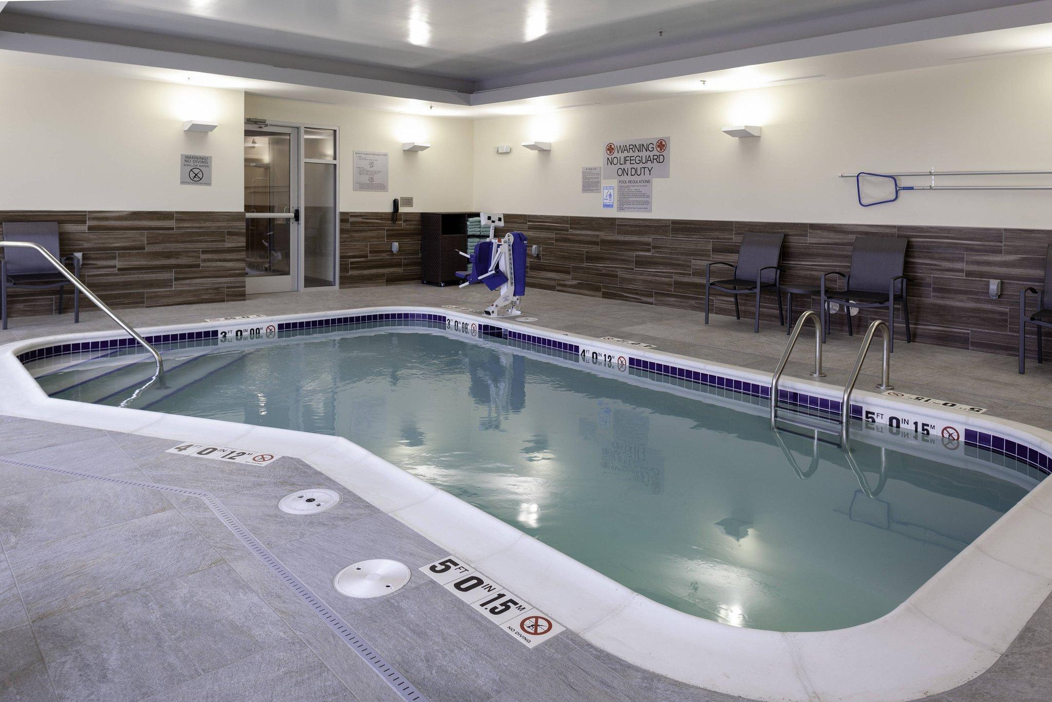 Fairfield Inn & Suites Fort Morgan