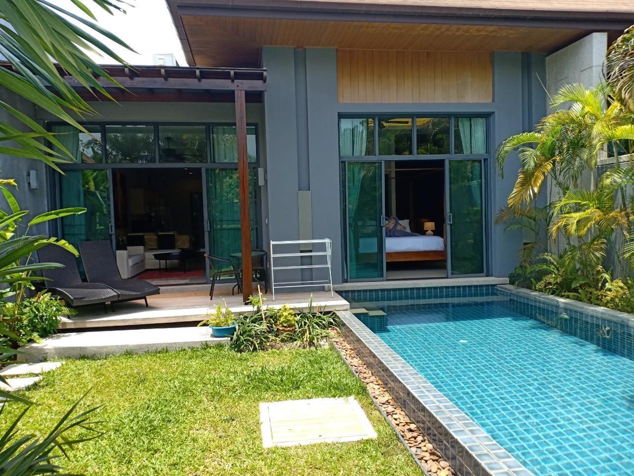 D4 Pool Villa