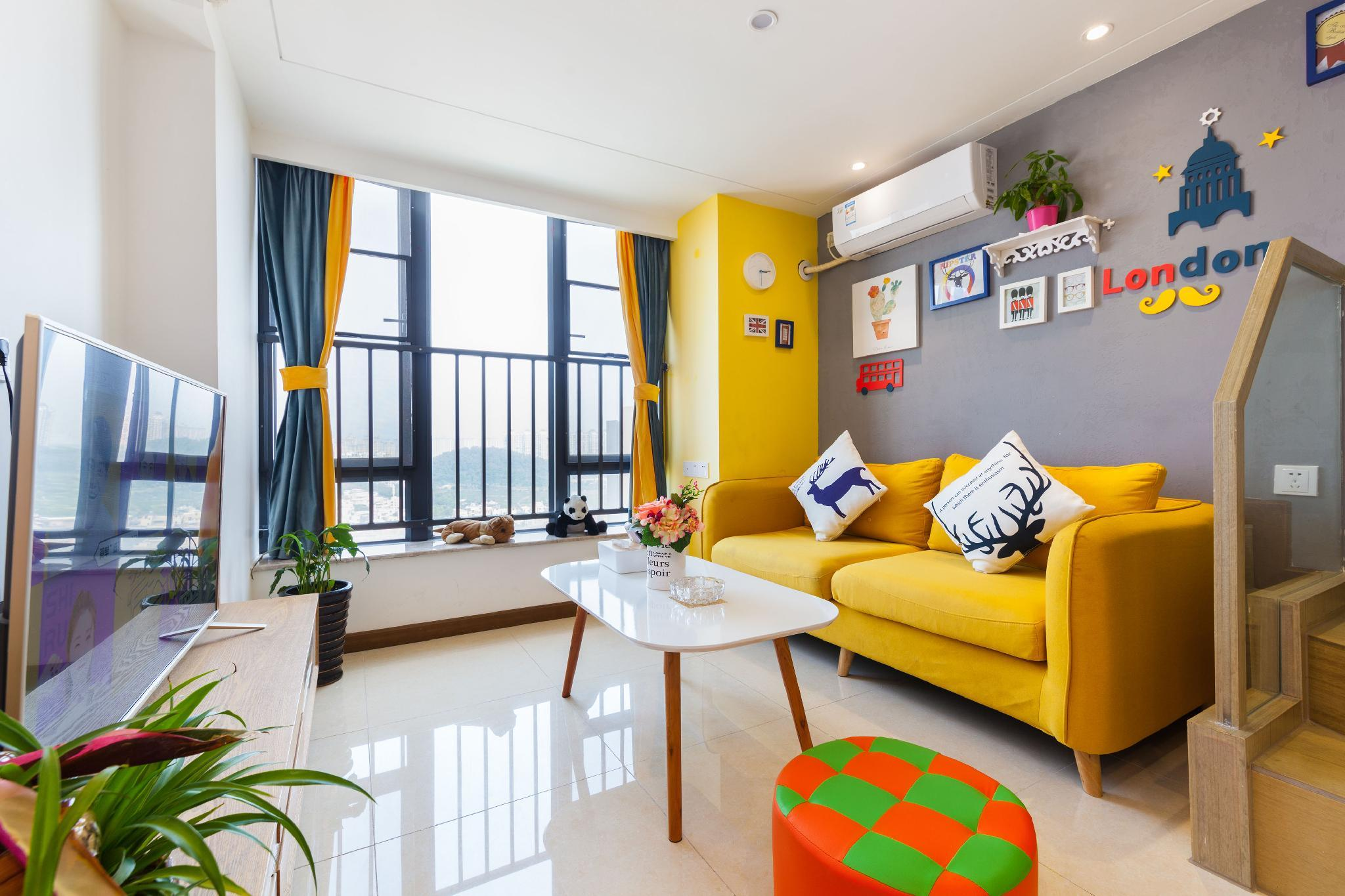 Guangzhou ChangLong/Wanda CBD 2 bedroom apatrment  Reviews