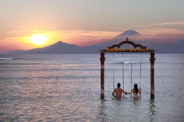 Ombak Sunset Villas Lombok