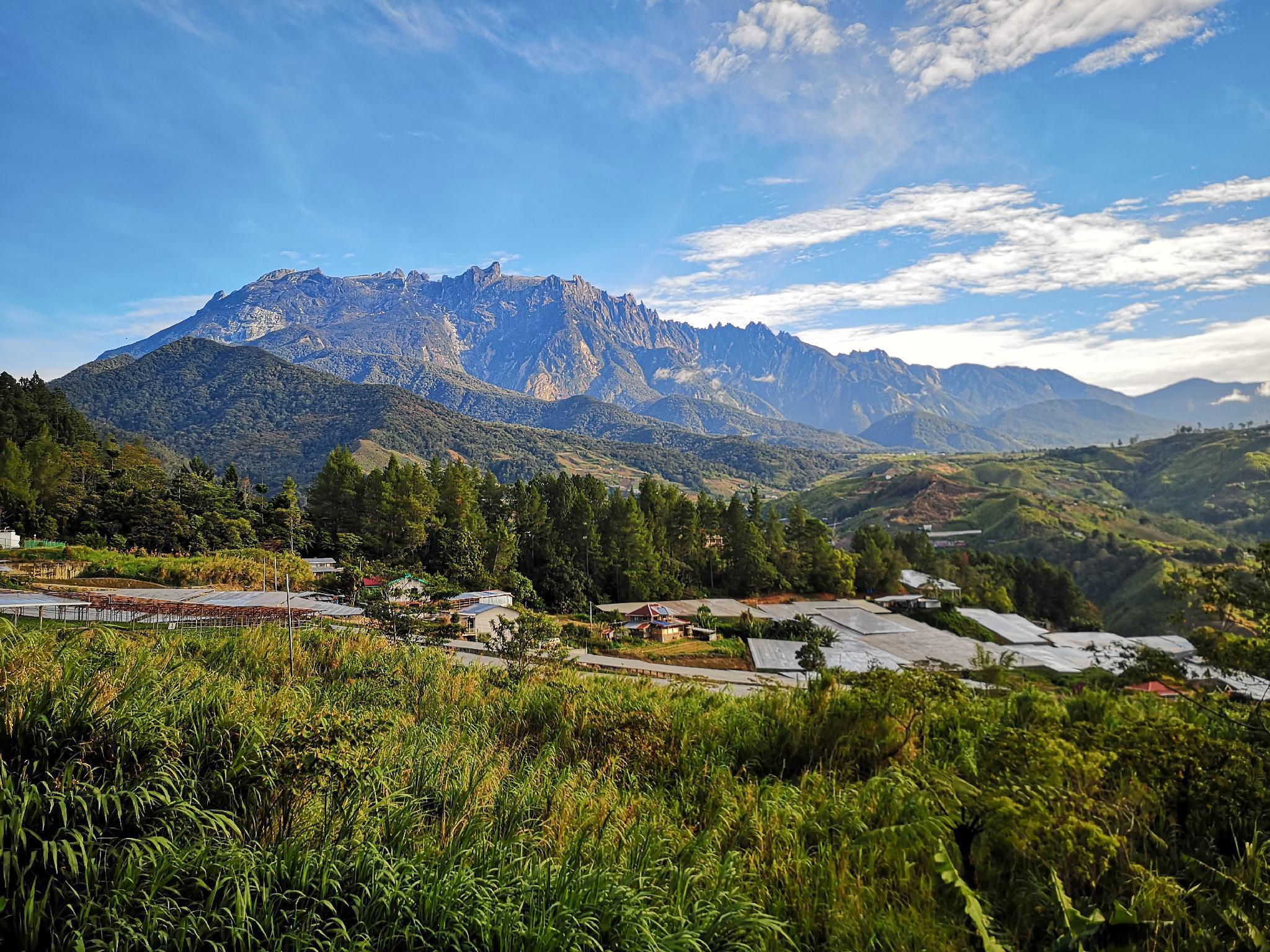 Blue Mountain Lodge Kundasang