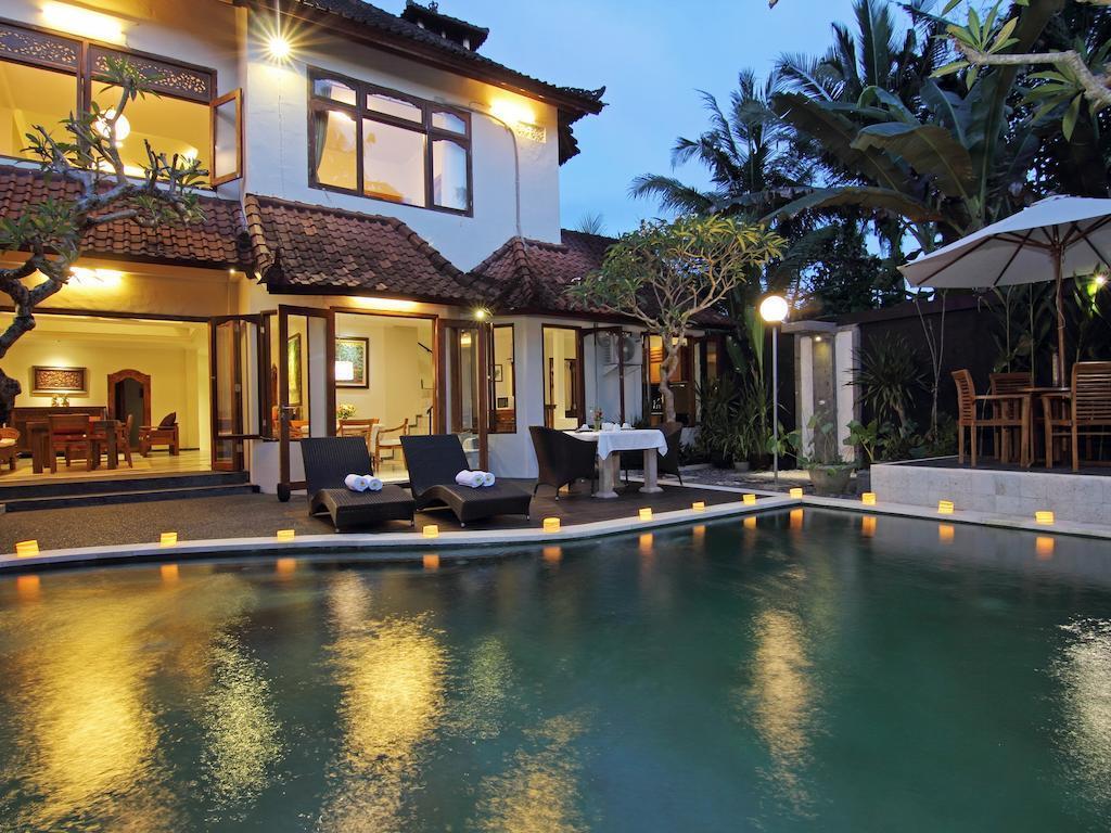 2BDR Modern Villa In Ubud