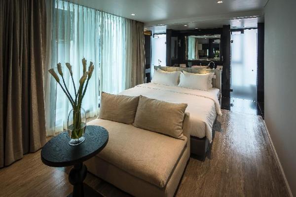 Apartelle Jatujak hotel deluxe King BR Bangkok