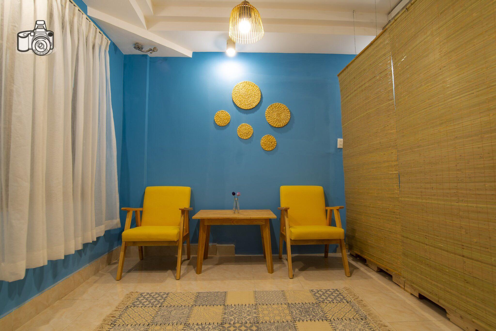 Studio Apartment In Center Of Ho Chi Minh City