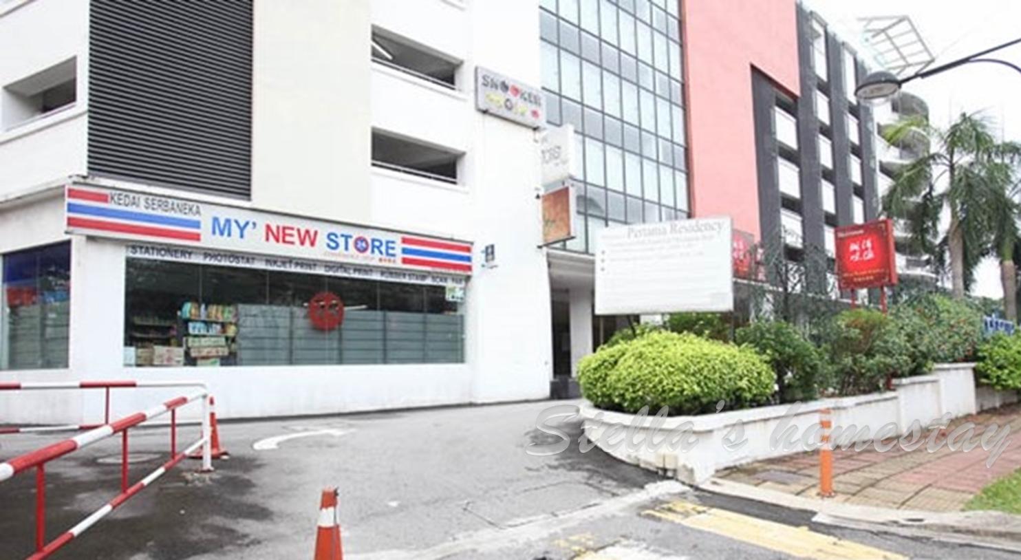 Pertama Residency @ KL Area   Near MRT
