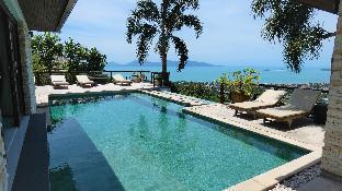 Bophut Talay Sea View Villa with 180 degree view. Bophut Talay Sea View Villa with 180 degree view.