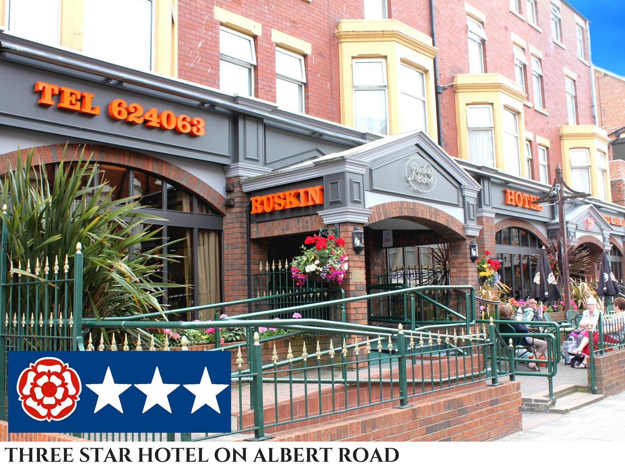 The Ruskin Hotel Reviews