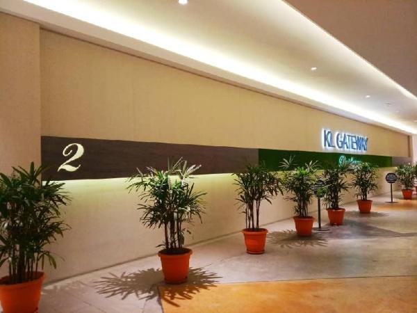 Evo Space @ KL Gateway Residence Kuala Lumpur