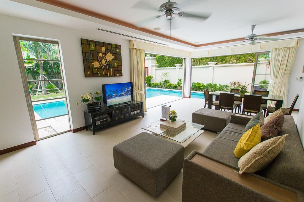The Residence Bangtao Luxury Villa 121
