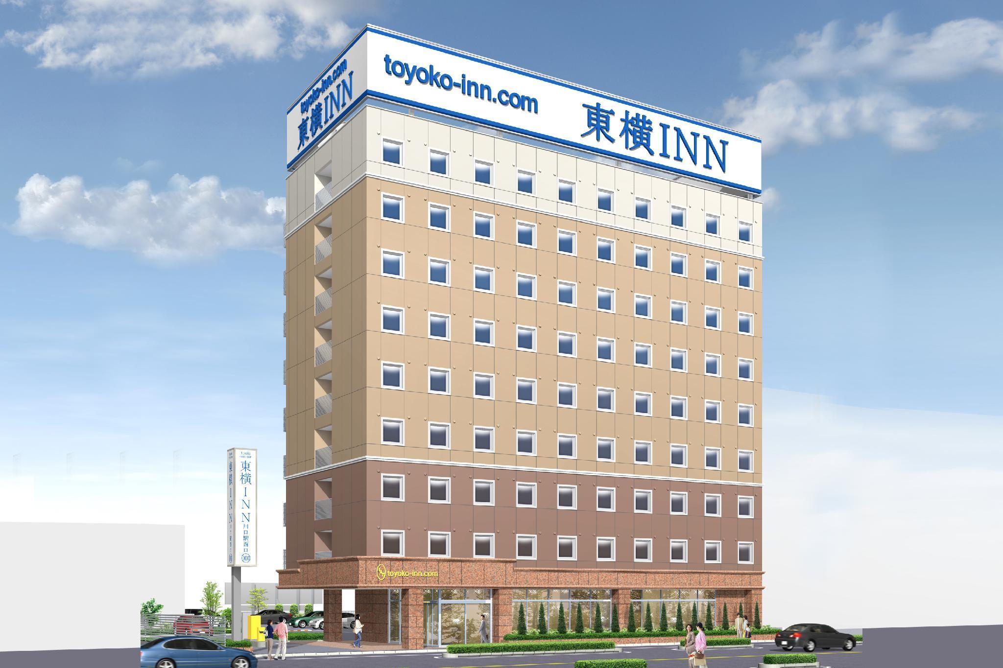 Toyoko Inn JR Kawaguchi Eki Nishi Guchi