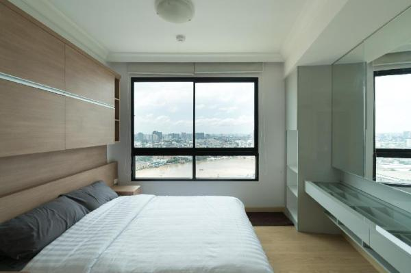 Amazing 2Brs Apartment by the River near Asiatique Bangkok