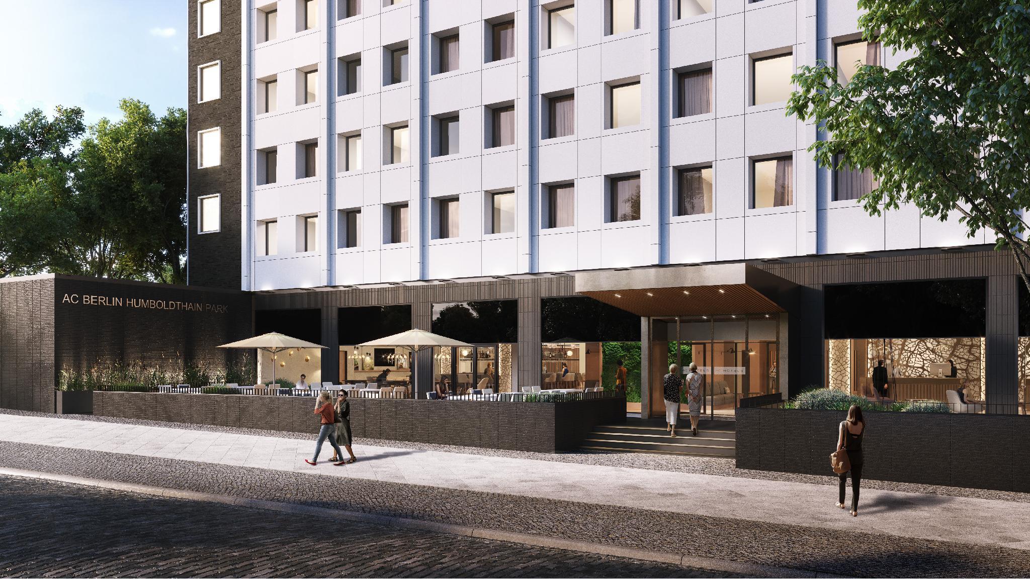 AC Hotel Berlin Humboldthain Park