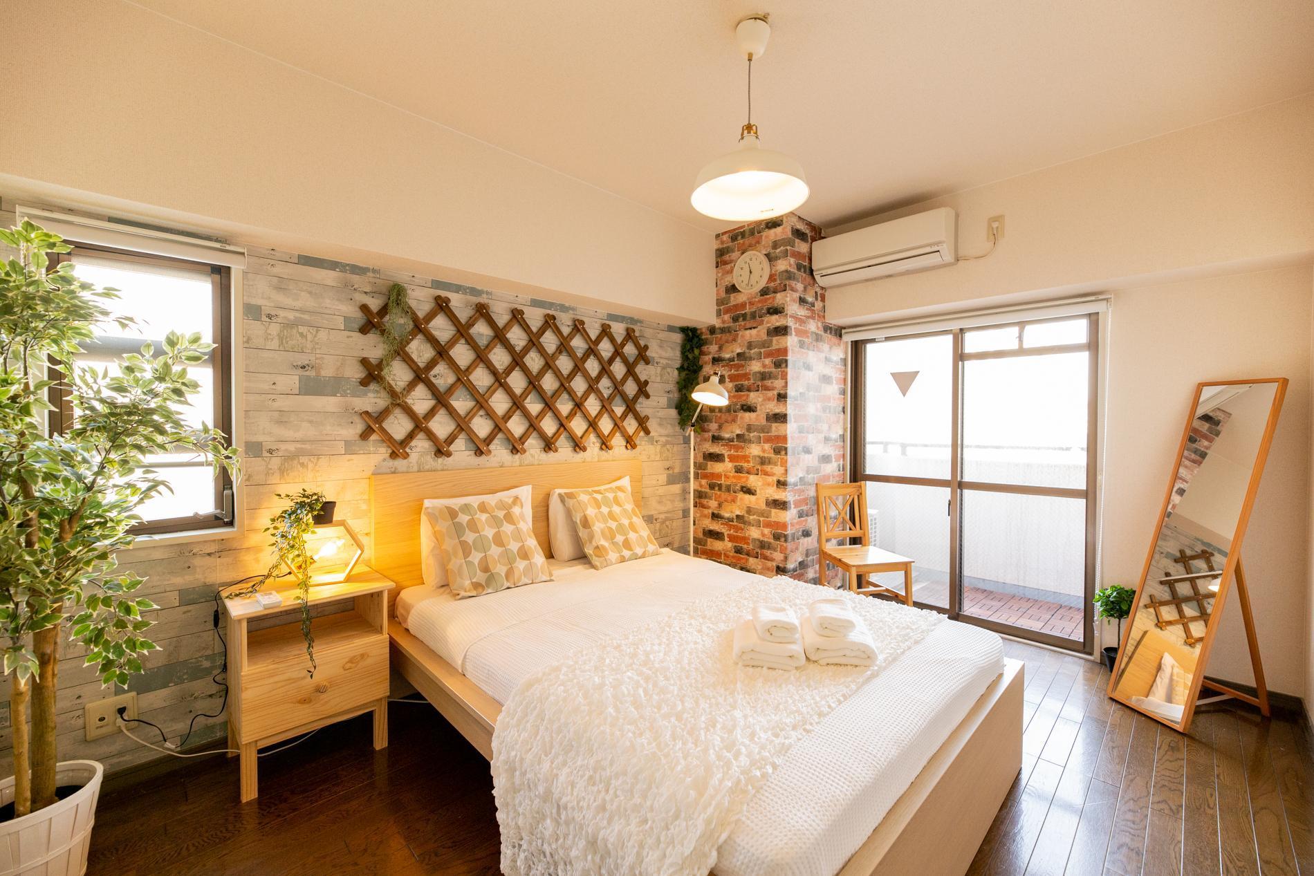 Dotonbori Cozy Stay Apartment GD100