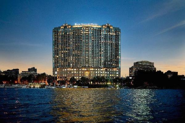 Four Seasons Hotel Cairo at Nile Plaza Cairo