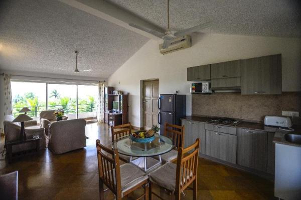 Serenity 2BHK Apartment D5 Goa