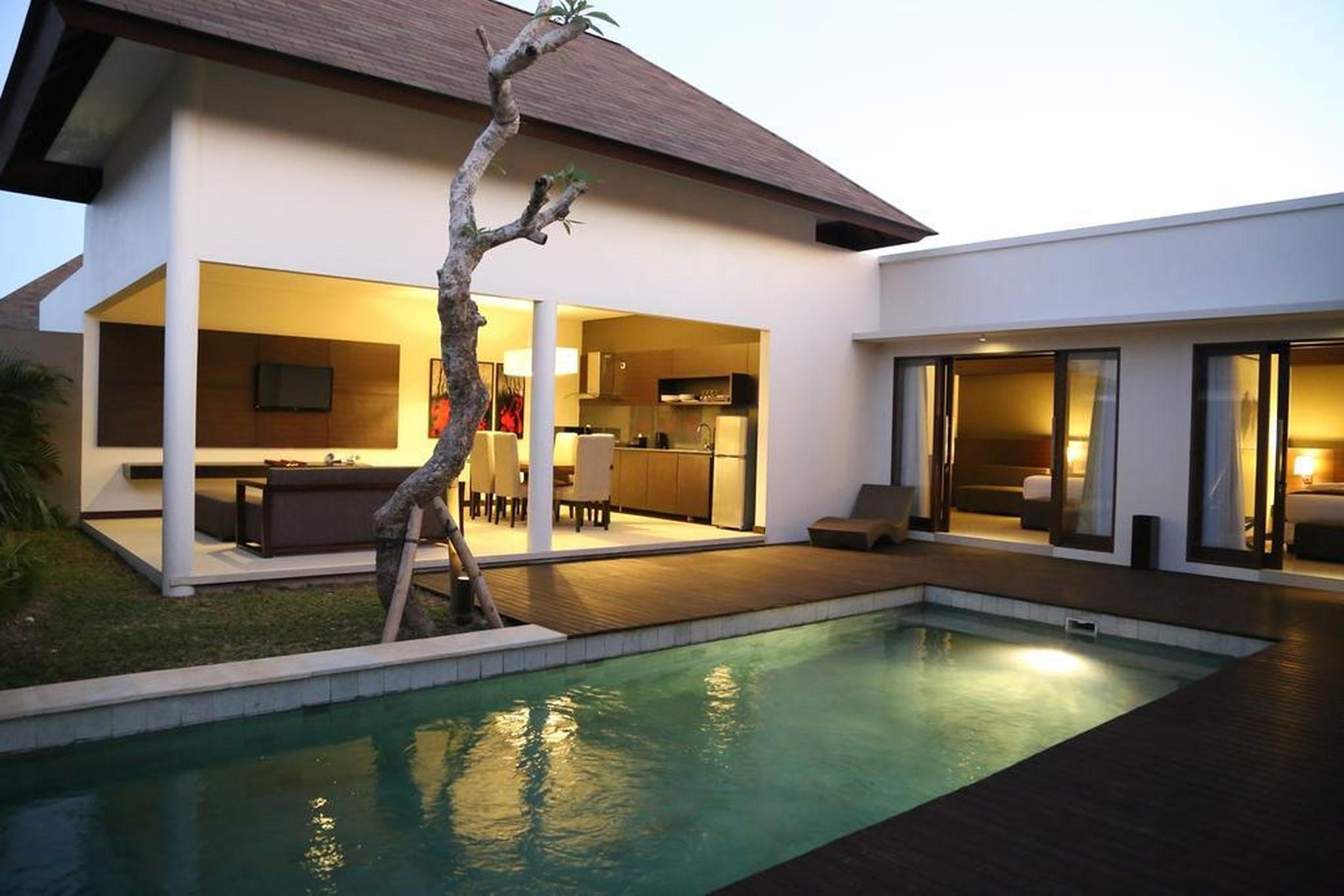 3 BDR Uppa Villa In Canggu