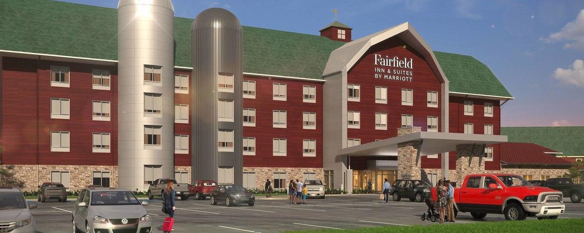 Fairfield Inn And Suites By Marriott Fair Oaks Farms