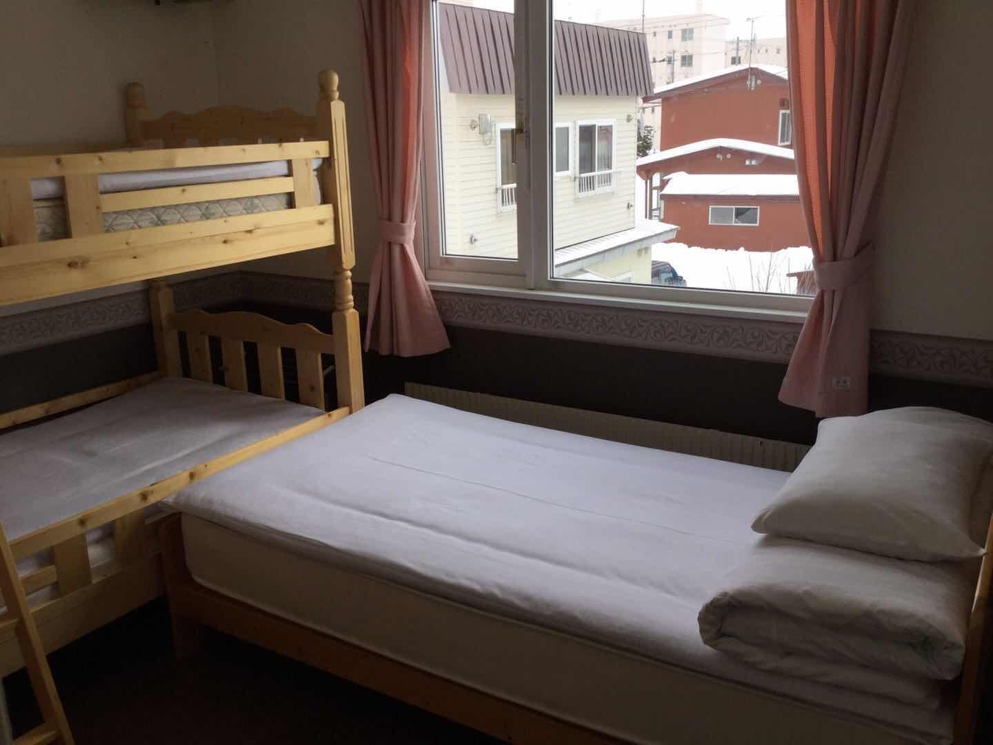 Chitose Guest House Oukaen 204 Room