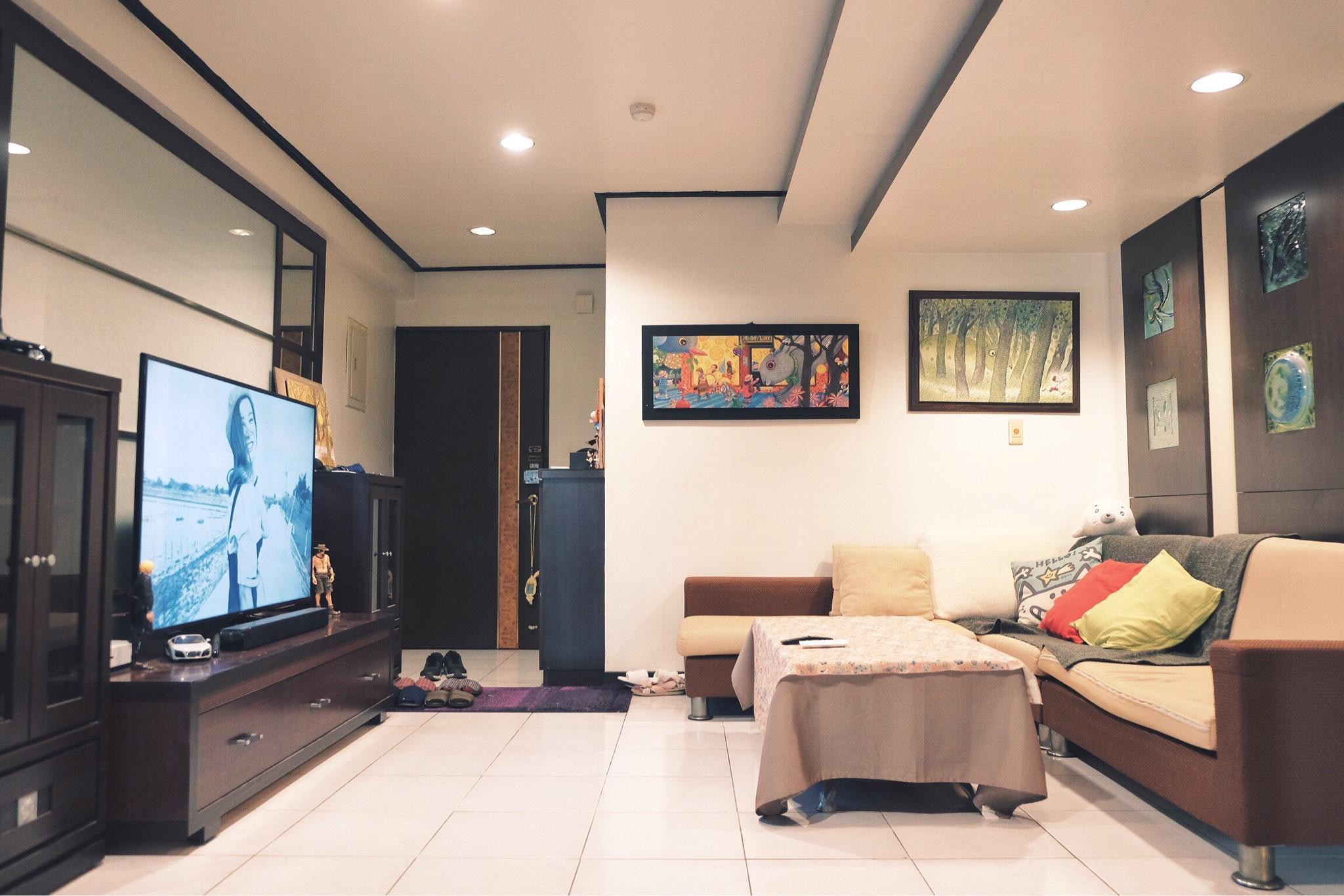 family room near Tainan Railway Station