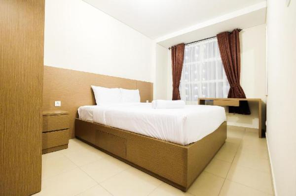 Clean and Comfy 1BR Saveria Apt By Travelio Tangerang