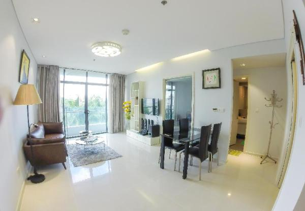 AN luxury modern 1BR apt City Garden *FREE pools* Ho Chi Minh City